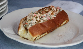 Lobster Roll at M. Wells - Long Island City, Queens | by ChrisGoldNY
