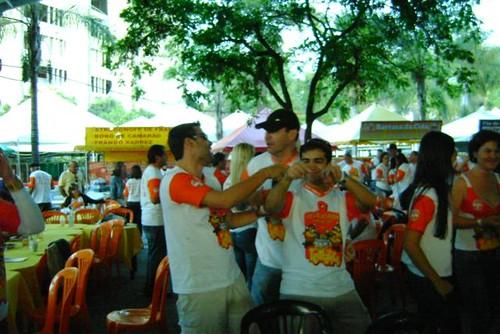 Fotos da Feijoada 2009