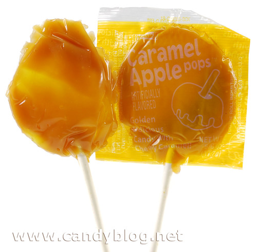 Tootsie Caramel Apple Pops - Golden Delicious | by cybele-