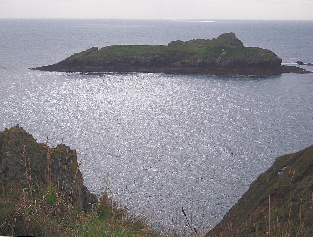 Famous Five Kirrin Island Map