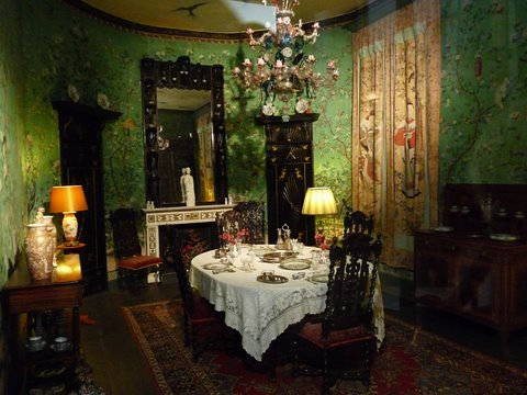 frans interieur in kasteel heeswijk by sypesteynlook
