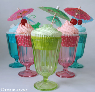 Cocktail Cupcakes | by toriejayne