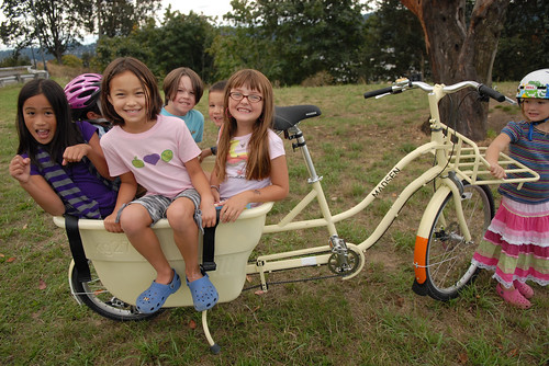 New Madsen cargo bike-13 | by BikePortland.org