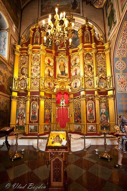 Iconostas in St. Michael's Golden-Domed Monastery   Flickr ...