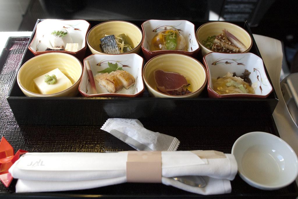 和食のコース