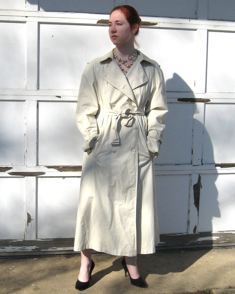 Trench coat trenchcoat | Trench coat trenchcoat | Flickr