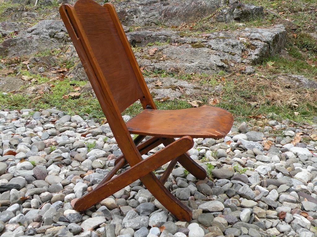 ... Antique Childrenu0027s Chair - 75 | by Marzipan Mummy & Antique Childrenu0027s Chair - 75 | Wooden chair probably more u2026 | Flickr