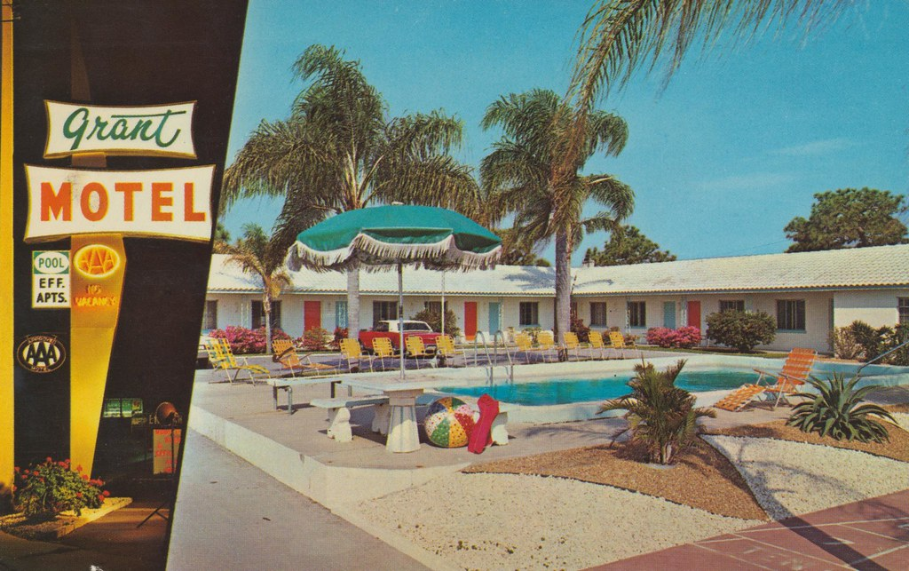 Grant Motel - St. Petersburg, Florida