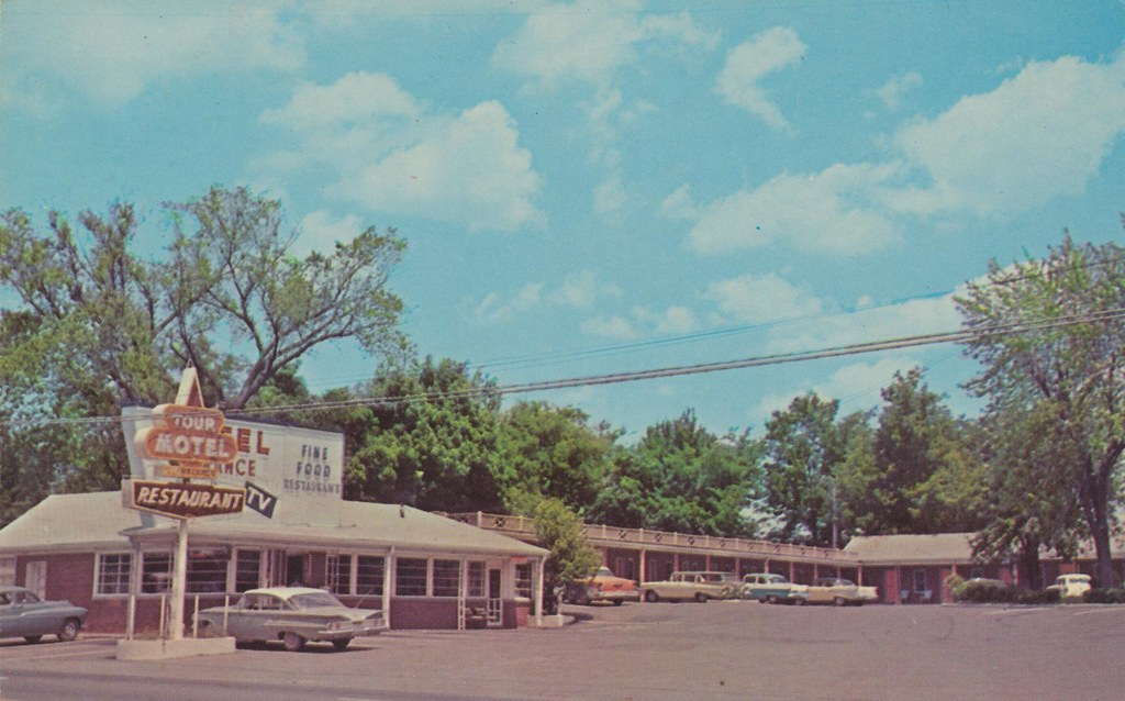 Tour Motel and Restaurant - Nashville, Tennessee