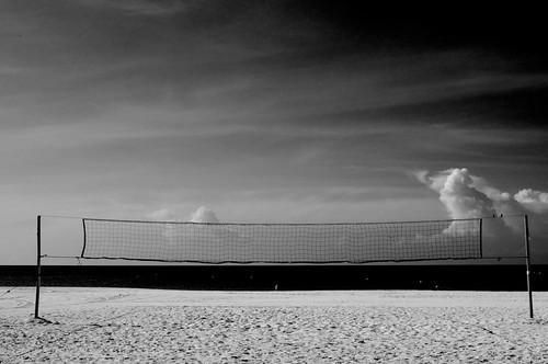 Volleyball Net Tumblr Beach volleyball net |...