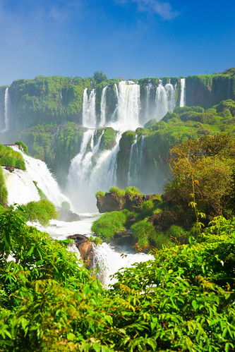 Iguassu Falls 6 Sept 2010 | by flyfshr2009