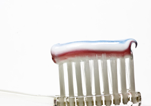 Toothbrush and Toothpaste | by Stephen Martin Photography