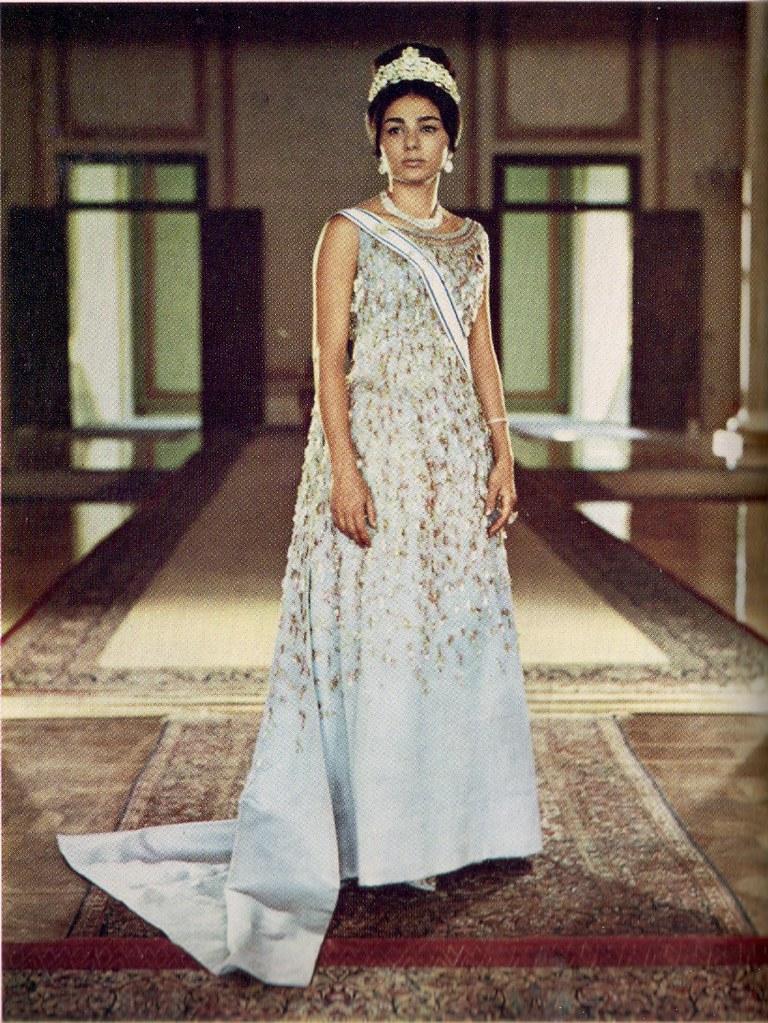 The shahbanou of iran 1966 empress farah pahlavi flickr for Shah bano farah pahlavi