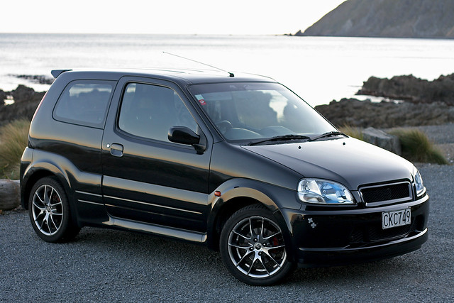 2003 suzuki ignis sport flickr photo sharing. Black Bedroom Furniture Sets. Home Design Ideas