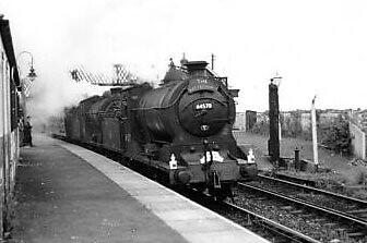 Old Photograph Railway...