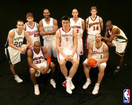 Boozer Sophomore Team | by Cavs History