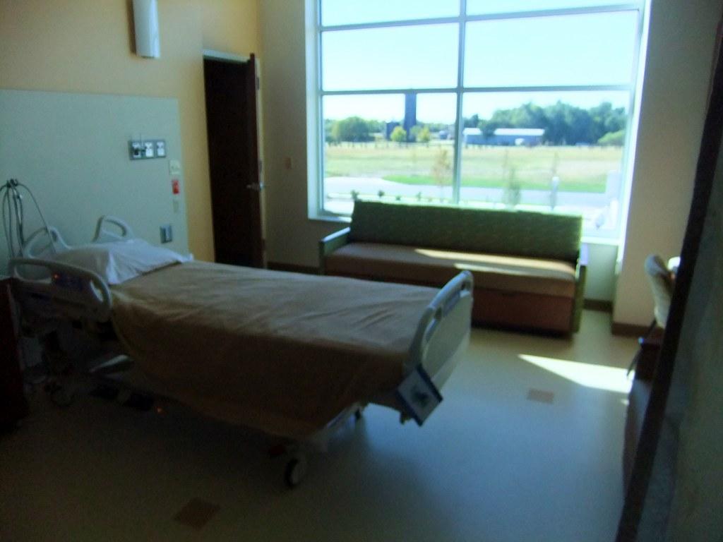 In Patient Room Board Hospitization