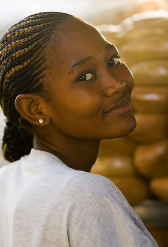 Young woman | by World Bank Photo Collection