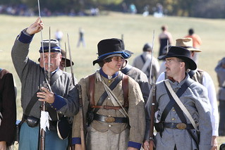 Confederate Reenactment Soldier Franklin Civil War Days Oct 2010 | by tncountryfan