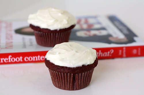 Red Velvet Cupcakes | by Tracey's Culinary Adventures