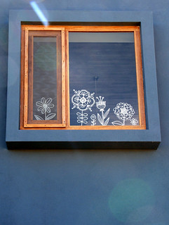 Window decals | by Geninne