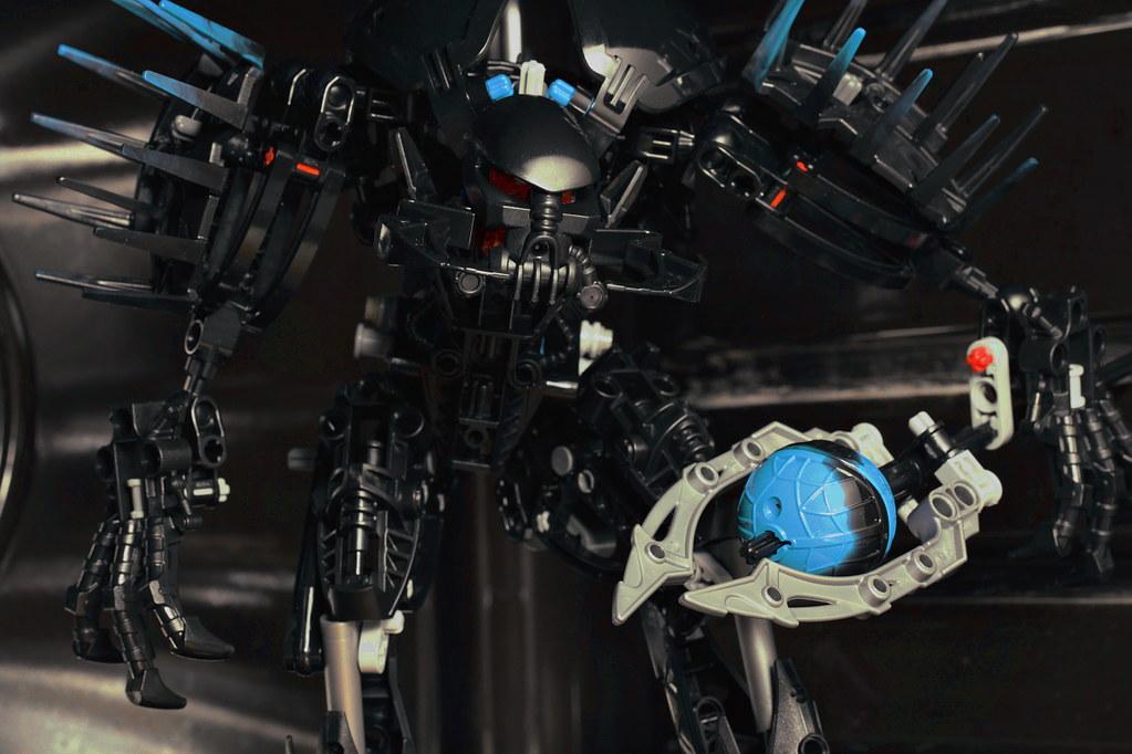 Von Nebula | Yeah, I bought one of them Hero Factory ...