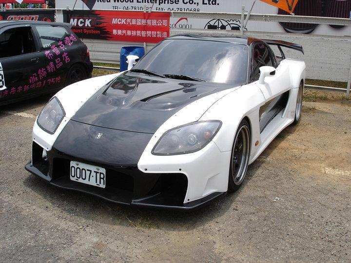 New Mazda Rx7 >> RX-7 Veilside Body Kit   RX-7 Veilside Body Kit   Flickr