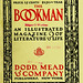 Cover – The Bookman. Volume 32, Number 3.