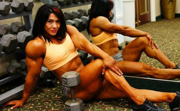 female bodybuilding steroid side effects