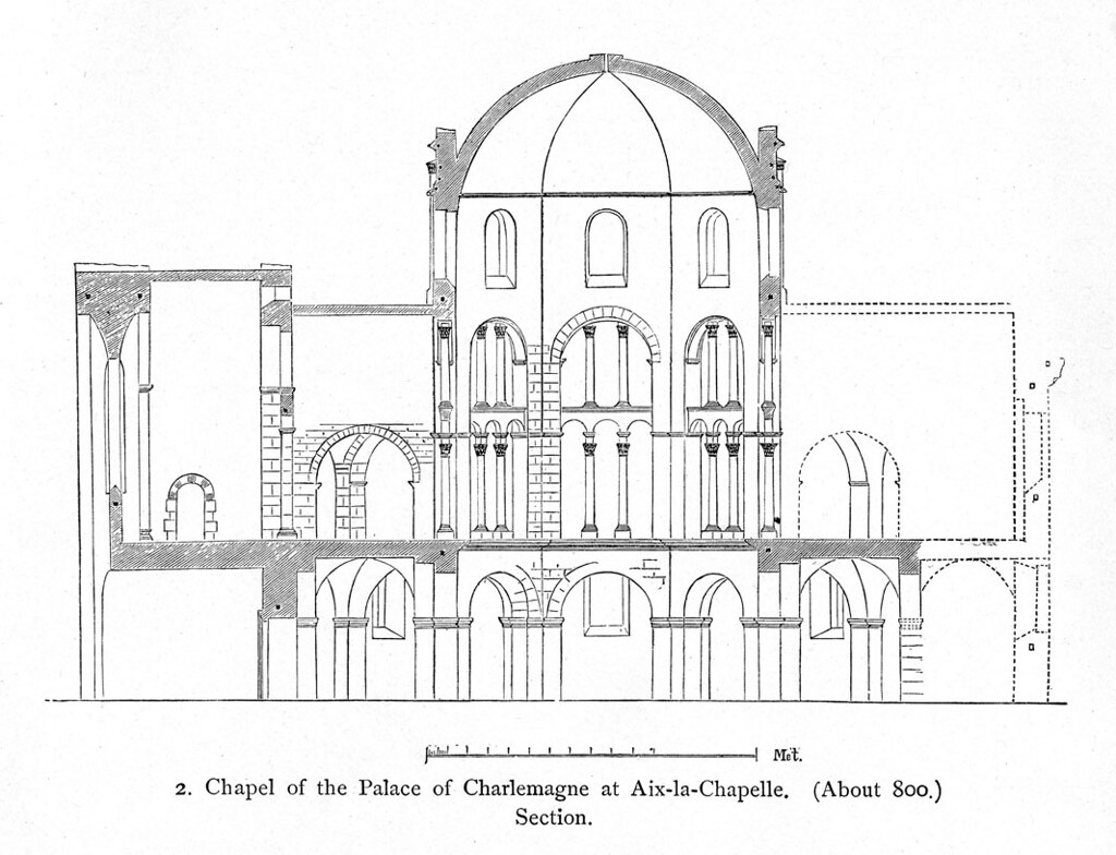 Title: Aachen Cathedral Other