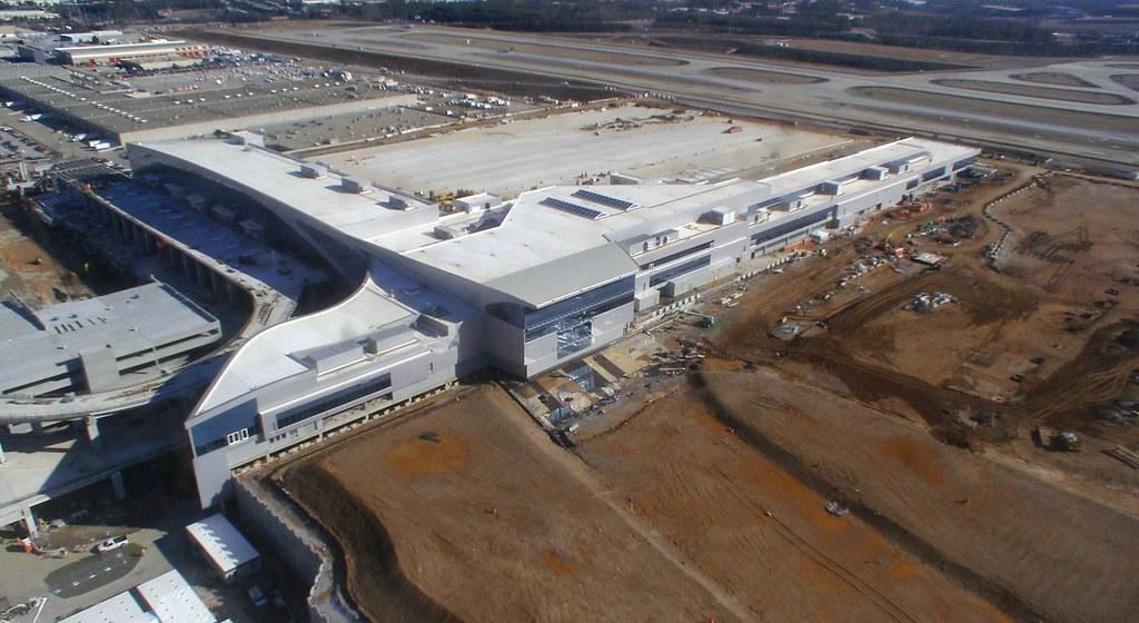 International Terminal At Hartsfield Jackson Feb 11 20
