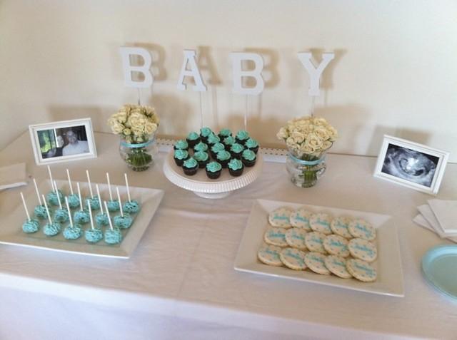 Baby Shower Dessert Table Boy Flickr Photo Sharing