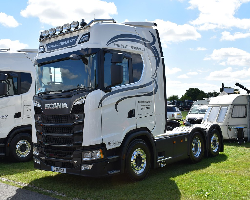 paul smart transport ltd scania s series highline ca11 pst. Black Bedroom Furniture Sets. Home Design Ideas