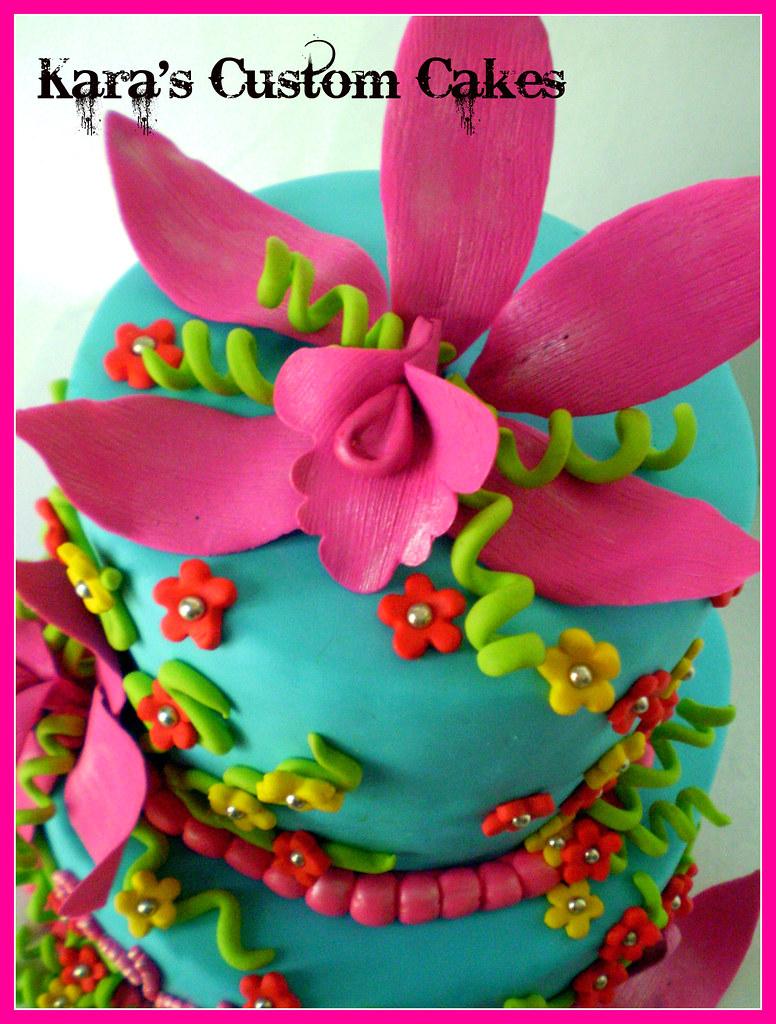 Birthday Cake For Selah