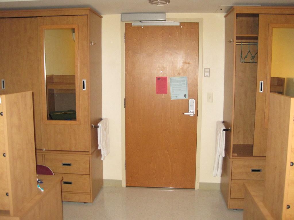 Photos Of Dorm Rooms At Kcai