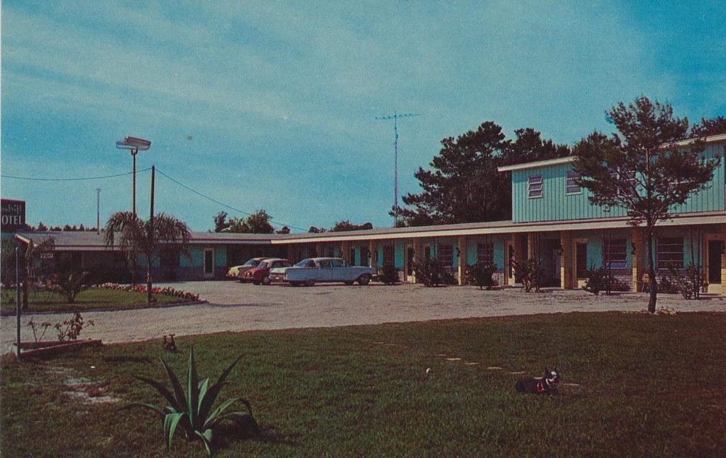 Sandrift Motel - Sebastian, Florida