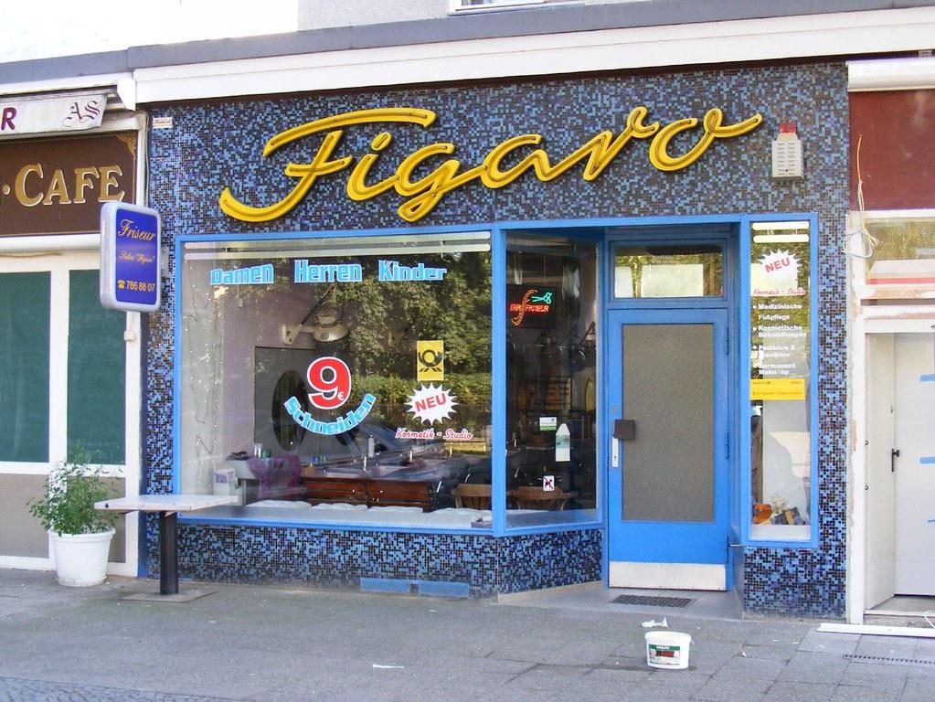 Figaro Friseur, Berlin Tempelhof.  Hairdressing salons don'…  Flickr