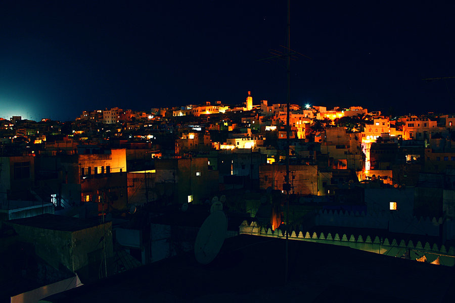 tanger by night tanger morocco canon eos 350d canon 18. Black Bedroom Furniture Sets. Home Design Ideas