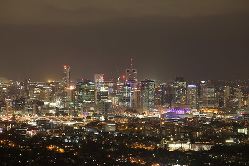 Brisbane from Mt Coot-tha | by the-name-was-taken