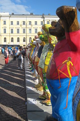 026  United Buddy Bears in Helsinki 2010