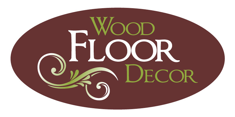 Wood floor decor logo logo for a wood flooring company for Floor and decor logo