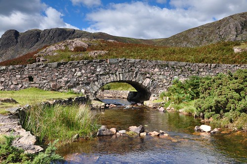 DSC_3115 A Wasdale Bridge | by wilkie,j ( says NO to badger cull :(