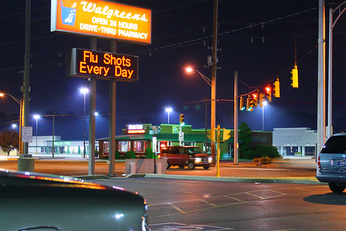 Night at the Walgreens | by greeblie