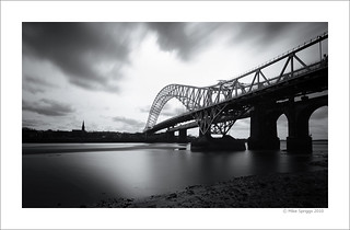 Runcorn Bridge | by Mike. Spriggs