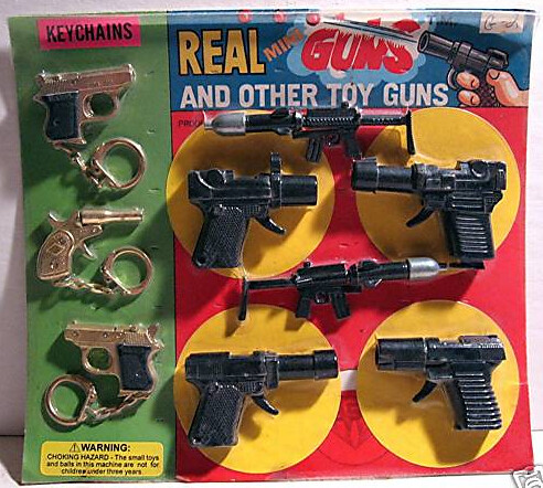 Toy Guns vs Real Guns Real Guns And Other Toy Guns