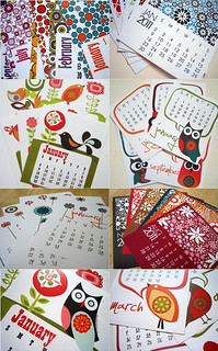 2011 Printable Calendars | by valentinadesign