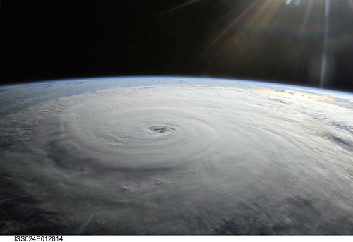 Hurricane Danielle (NASA, International Space Station Science, 08/27/10)  [Explored] | by NASA's Marshall Space Flight Center