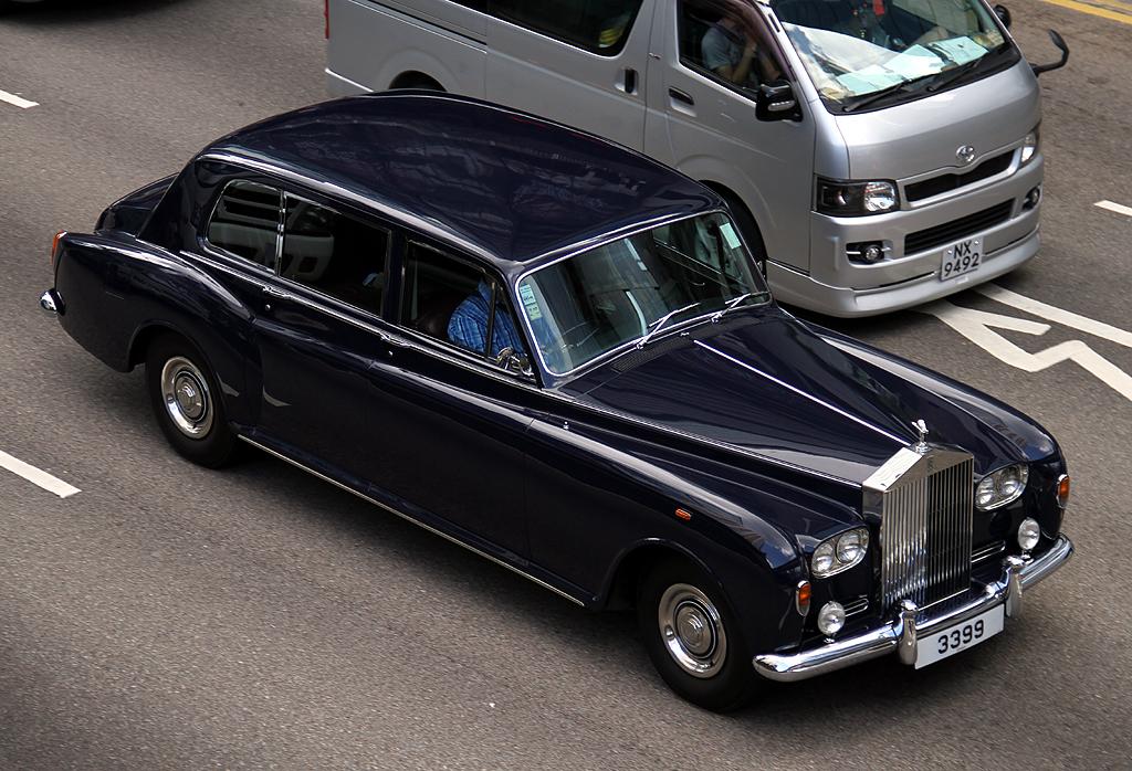 Rolls Royce Phantom Vi 3399 Wan Chai Hong Kong