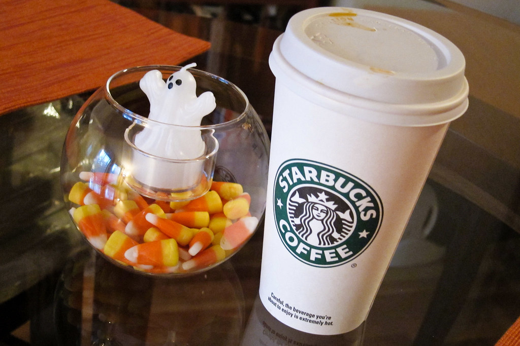Pumpkin Spice Latte In The Spirit Of The Season  Josh Madison  Flickr-7829