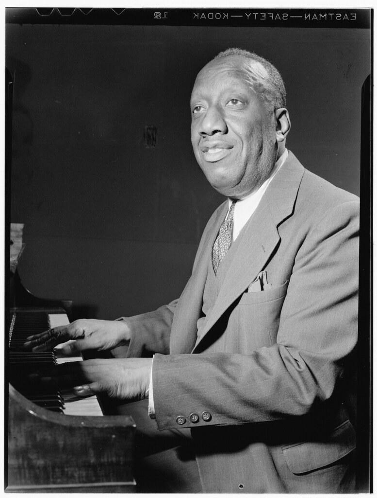 James Price Johnson New York Jazz